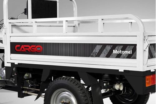 tricargo 200 motomel utilitario zmax moto carro carga cuotas