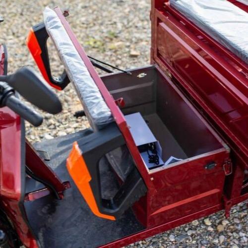 tricargo eléctrico utilitario no motomel / nuevo 0km