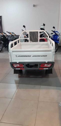 tricargo guerrero 110 motocarga  argencargo