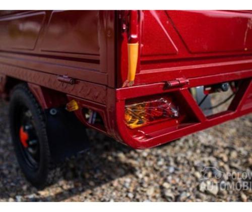 tricargo motomel electrico / utilitario de carga