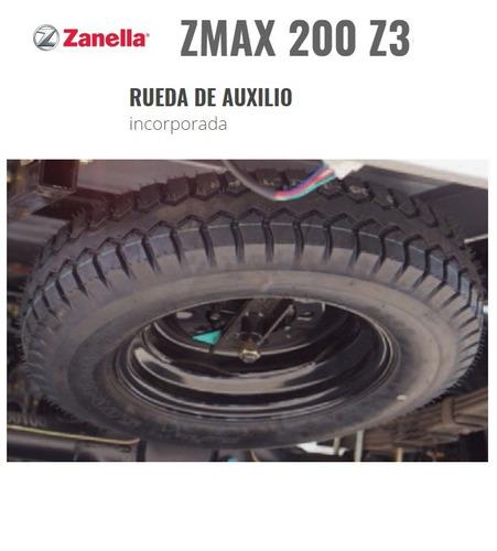 tricargo zanella z max 200 d4