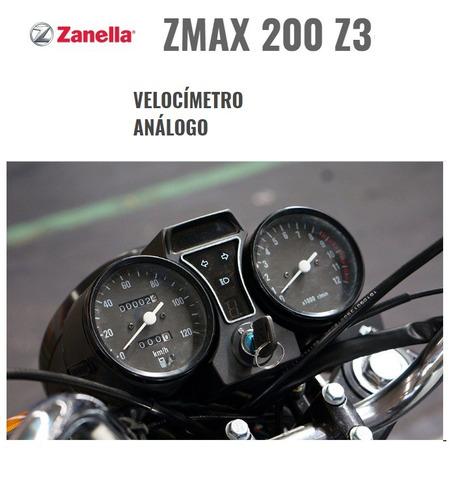 tricargo zanella z-max 200w z3 refrig.agua