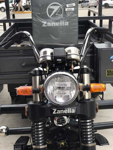 tricargo zanella zmax 200 z4 utilitario 0km 2017