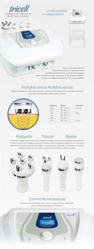 tricell radiofrecuencia multifrecuencial gogroup