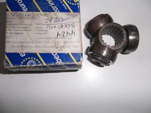 triceta fiat 147 medida 29 mm x 19 estrías italiana 4361667