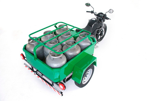 tricicar triciclo de carga para 8 botijões p13 2019/2020