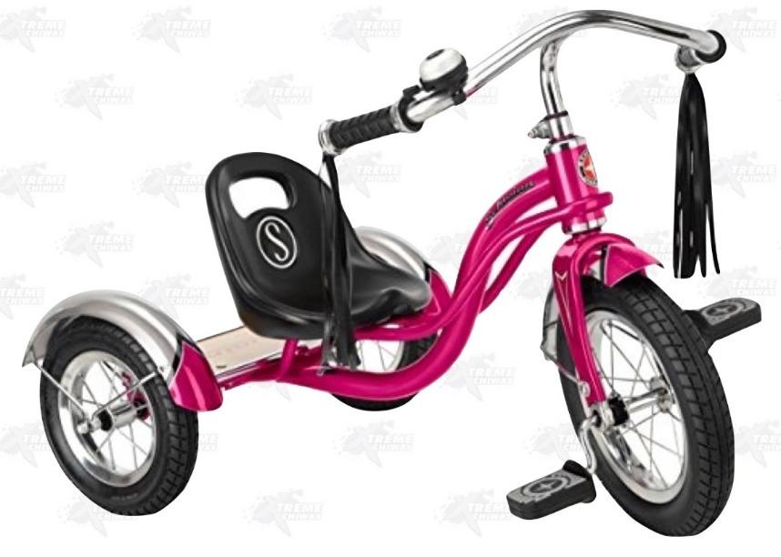 Triciclo 12 Schwinn Roadster Trike Rosa Xtreme P - $ 7,809.00 en ...