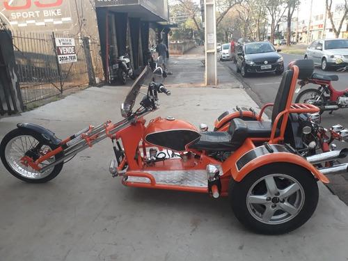 triciclo 1600 harley yamara suzuki drafa honda