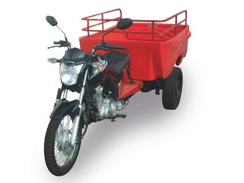 triciclo 160cc carga fusco-motosegura caçamba 2018/2019 300k