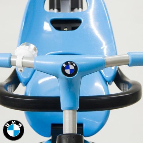 triciclo 3 en 1 caminador y bicicleta licencia original bmw