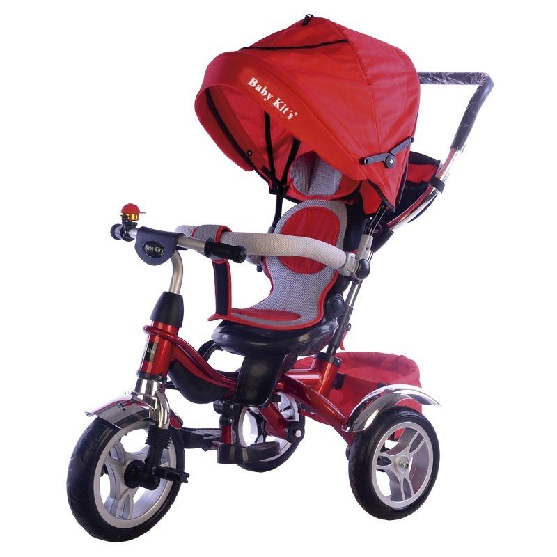 cc79d82a9 Triciclo A Pedal Reversible Trike Rojo - Baby Kits - S/ 429,00 en ...