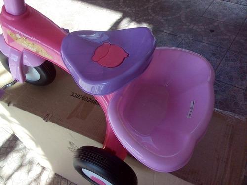 triciclo a pedales niñitos y niñitas