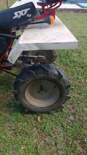 triciclo agrale sxt 200 artesanal - 1986