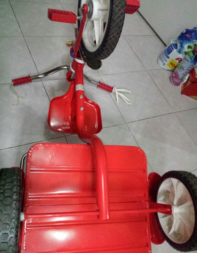 triciclo apache seminuevo