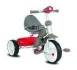 triciclo astro 4 en 1 bebesit + alfombra puzle de obsequio