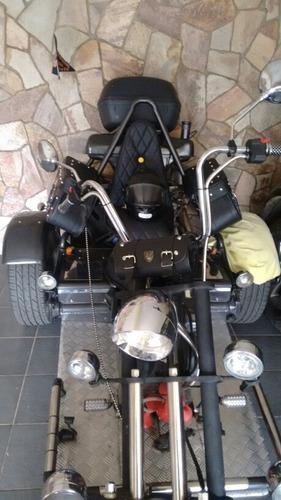 triciclo atman falcon chassis curto semi-novo