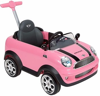 Triciclo Auto Mini Cooper S Push Car Avigo