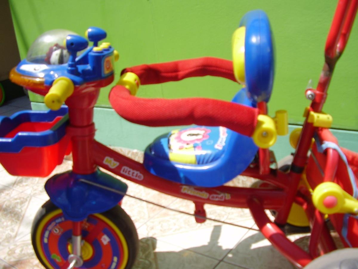 680bf6fd5 Triciclo Baby Kit´s Modelo Leonardo - S/ 80,00 en Mercado Libre