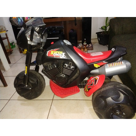 Triciclo Bandeirantes. - Moto Elétrica