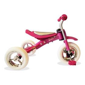 Triciclo Barbie Niña