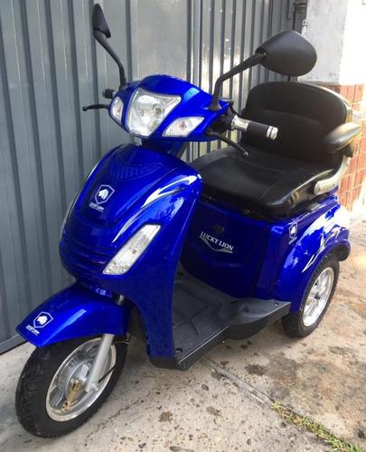 triciclo bateria new tri lucky lion