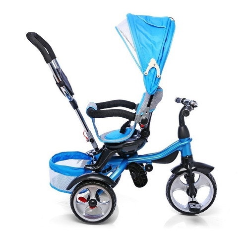 triciclo bebé tiger spin de lujo gira 360° envío gratis !!