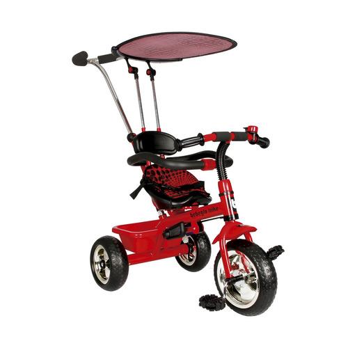 triciclo bebeglo trike bebeglo rojo