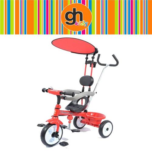 triciclo bebesit con capota