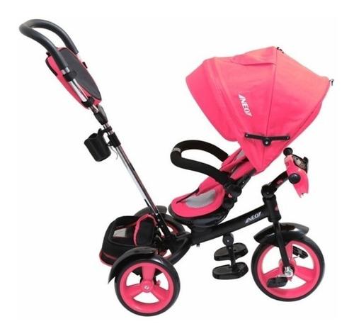 triciclo bebesit neo 360  negro  solamente