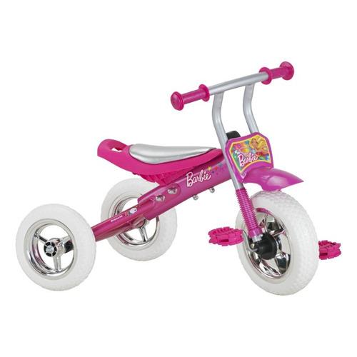 triciclo bianchi de niña rosado