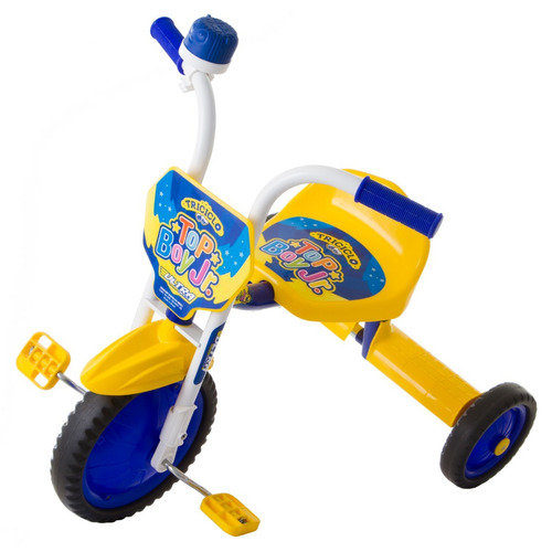 triciclo bicicleta 3 rodas infantil protork motoca cores loi
