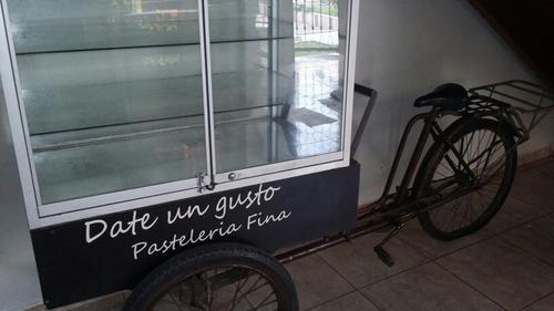 triciclo, bicicleta