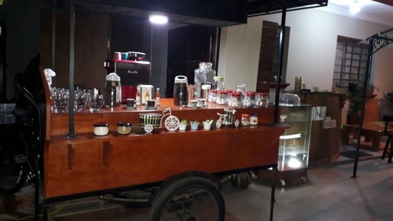 triciclo cafetero