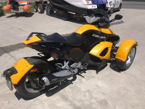 triciclo can am spyder 990 ano 2009