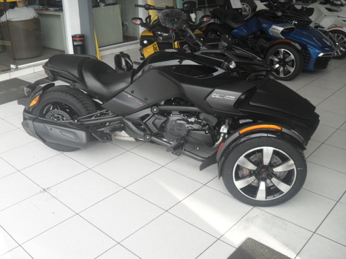 triciclo can-am spyder f3 2018 ok