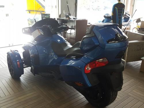triciclo can-am spyder rt limited 2019 ok pronta entrega