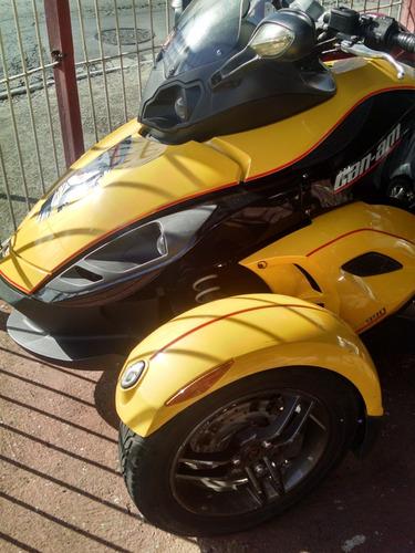 triciclo-can-an-brp-998 cc- ano 2010-bonbardier