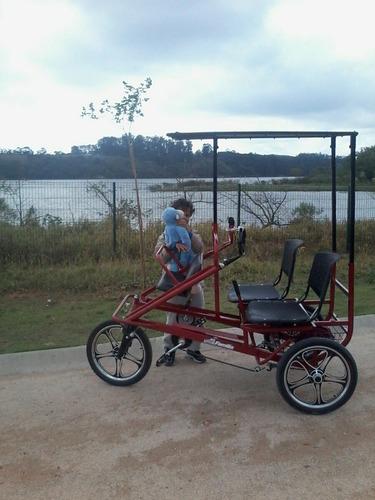 triciclo car  adriel  naã bike