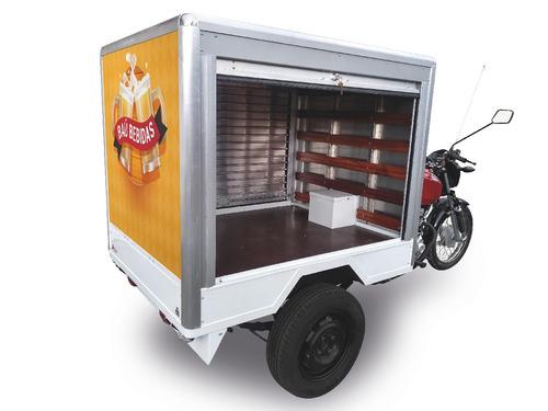 triciclo carga baú bebidas 160cc  2020  300kg