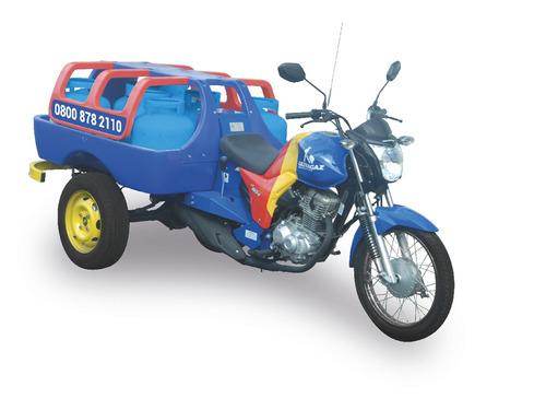 triciclo carga fusco motosegura 160cc gas p13 ultrafast 2019