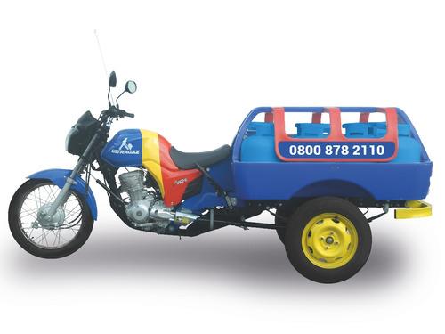 triciclo carga fusco motosegura 160cc gas p13 ultrafast 2020