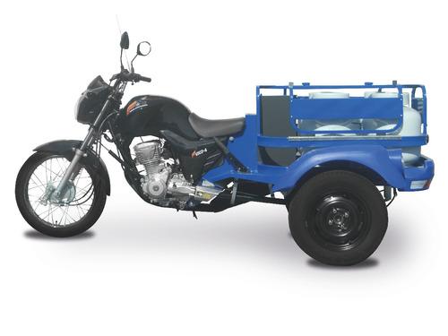 triciclo carga fusco motosegura gás 4 p13 160cc 2020