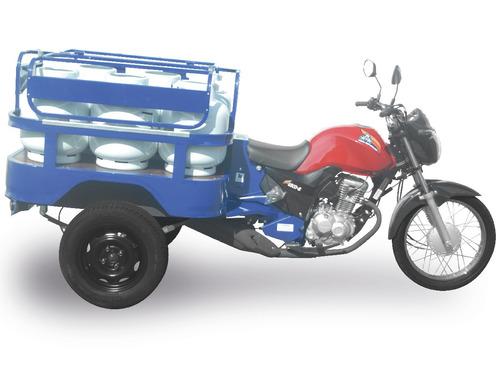 triciclo carga fusco motosegura gas 8 p13 160cc 2019 2019