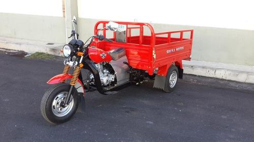 triciclo carga sousa 150cc 2019