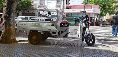 triciclo cargo - sunra centro vehículos eléctricos / d