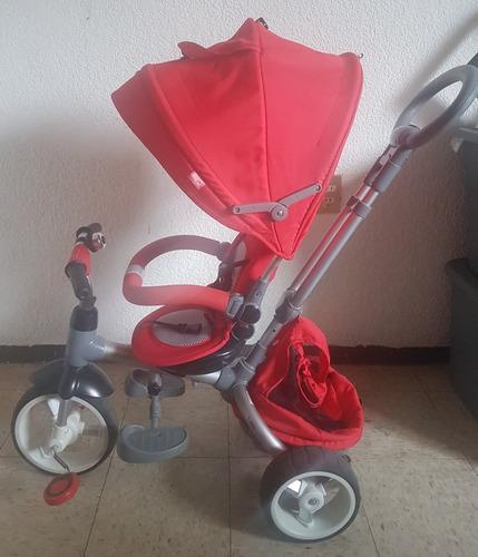 triciclo-carreola prinsel 5 en 1