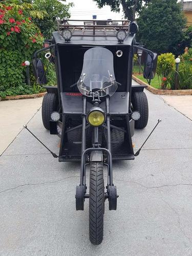 triciclo chopper ratrod bobber custom