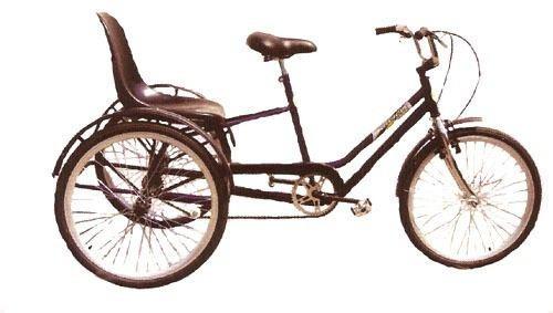 triciclo com banco carona só r$ 1.250,00