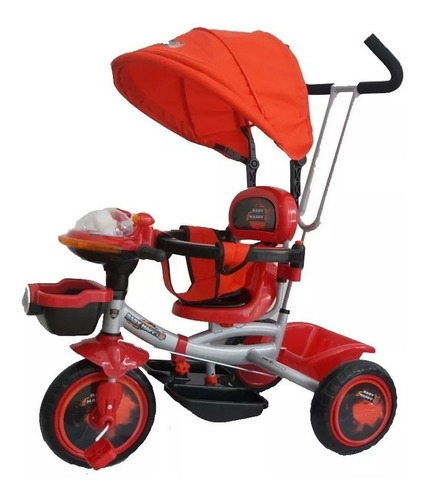 triciclo con guiador jrdeportes