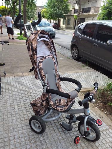 triciclo con poco uso